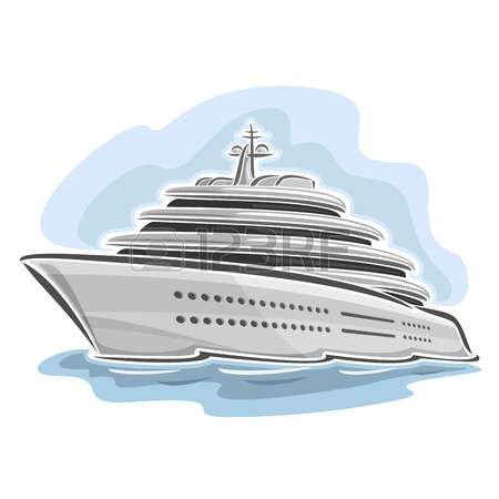 58443347-vector-illustration-of-large-mega-yacht-consisting-of-luxury-cartoon-cruise-liner-ship-floating-on-t